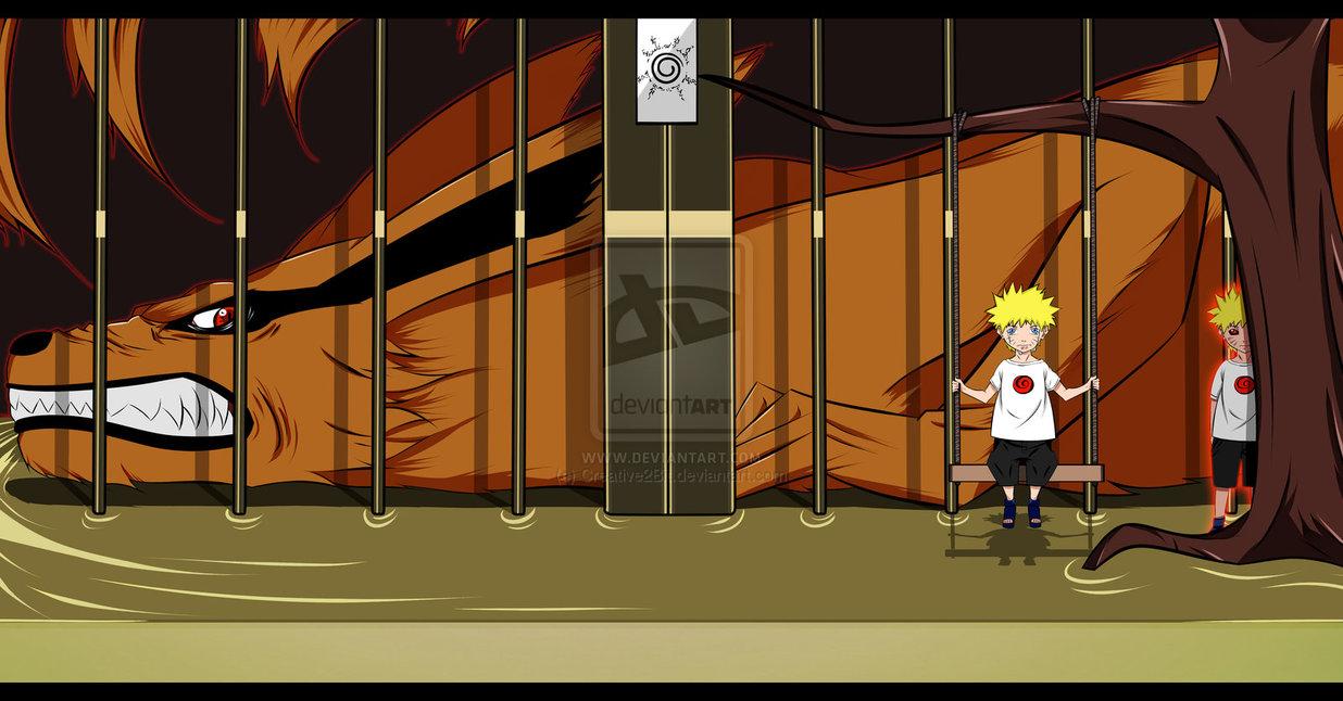 Kurama Naruto Uzumaki Naruto Shippuuden Photo