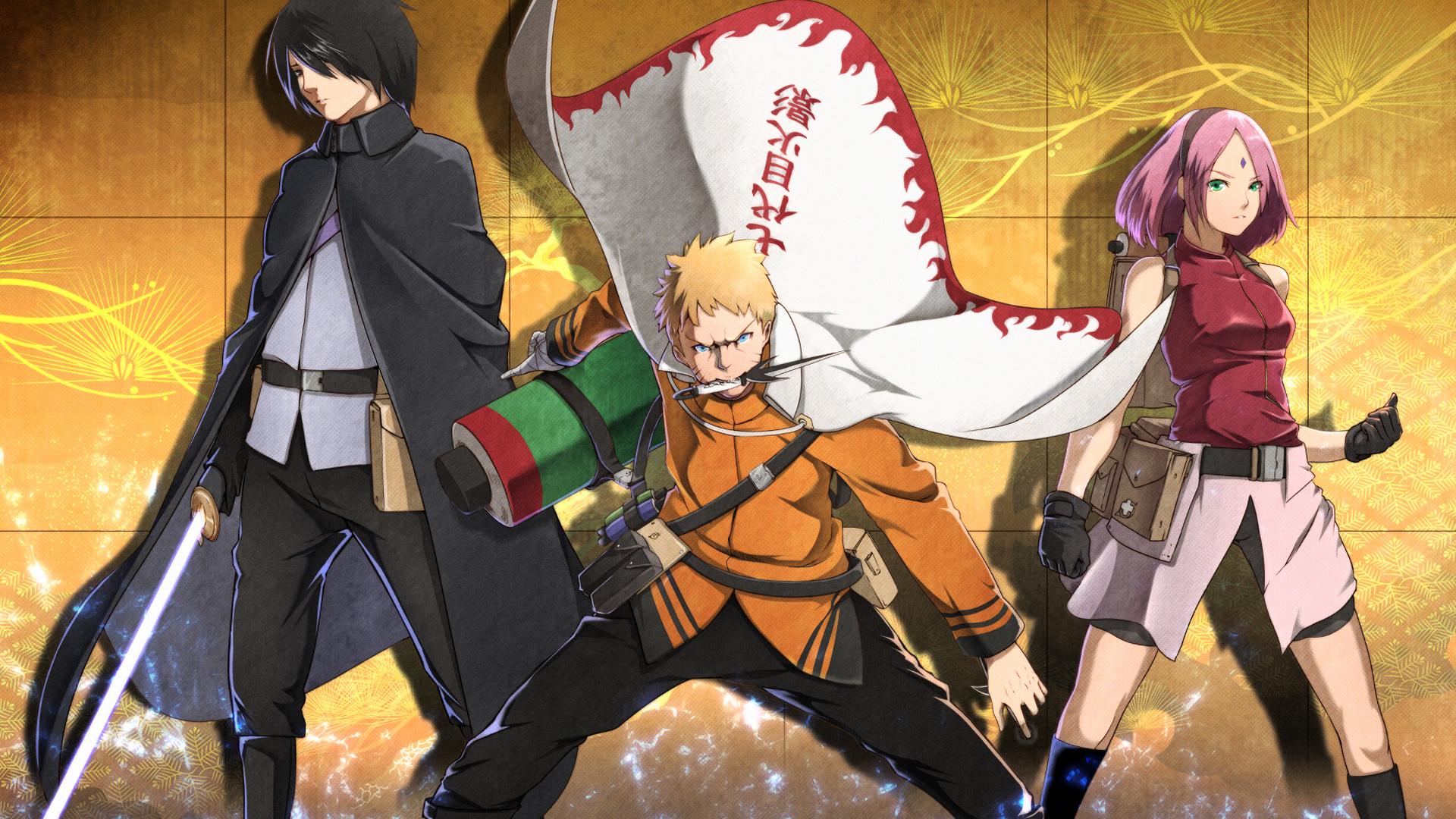 Naruto And Sasuke Wallpapers Widescreen Naruto Sasuke E