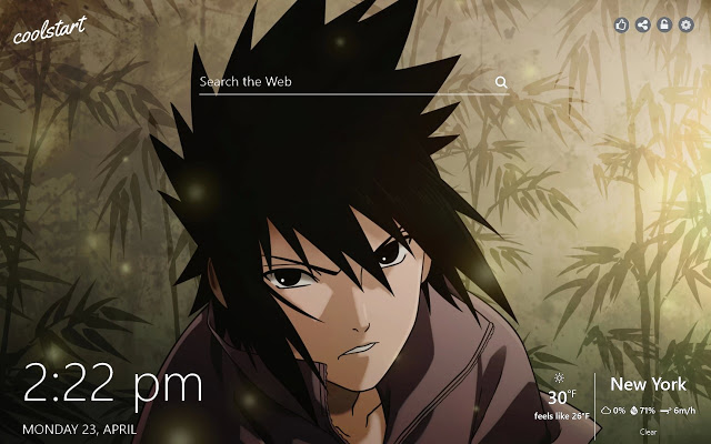 Sasuke HD Wallpapers Naruto Anime Theme