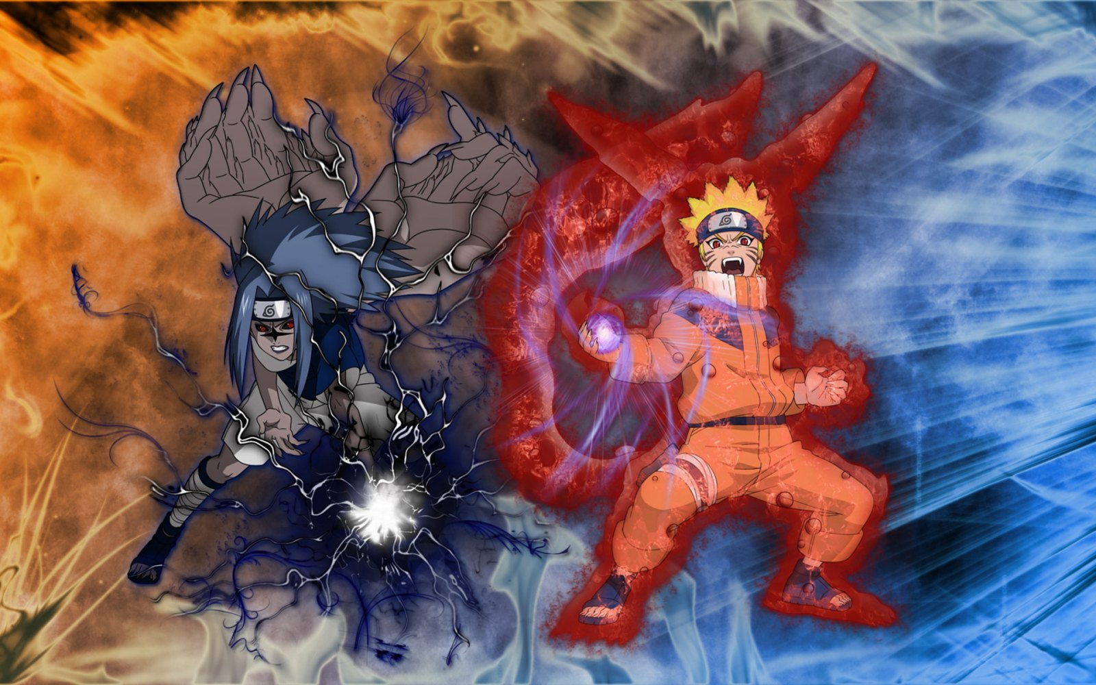 Naruto And Sasuke Wallpapers Posted By Zoey Peltier