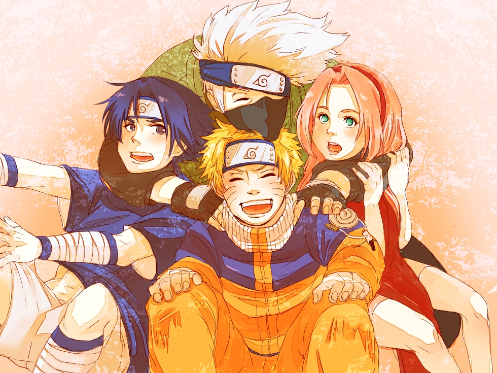 Naruto Anime Cartoon HD Image Wallpaper for Phone Cartoons