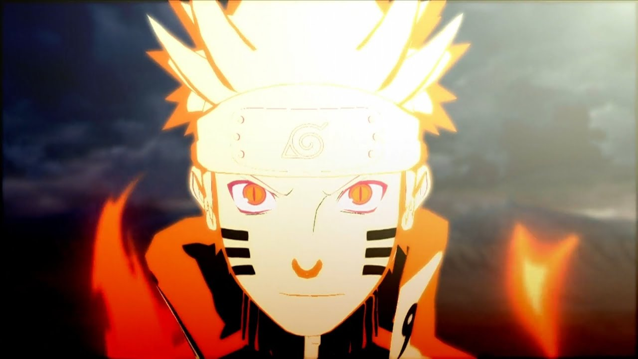 Naruto Bijuu Mode Wallpaper Hd posted ...