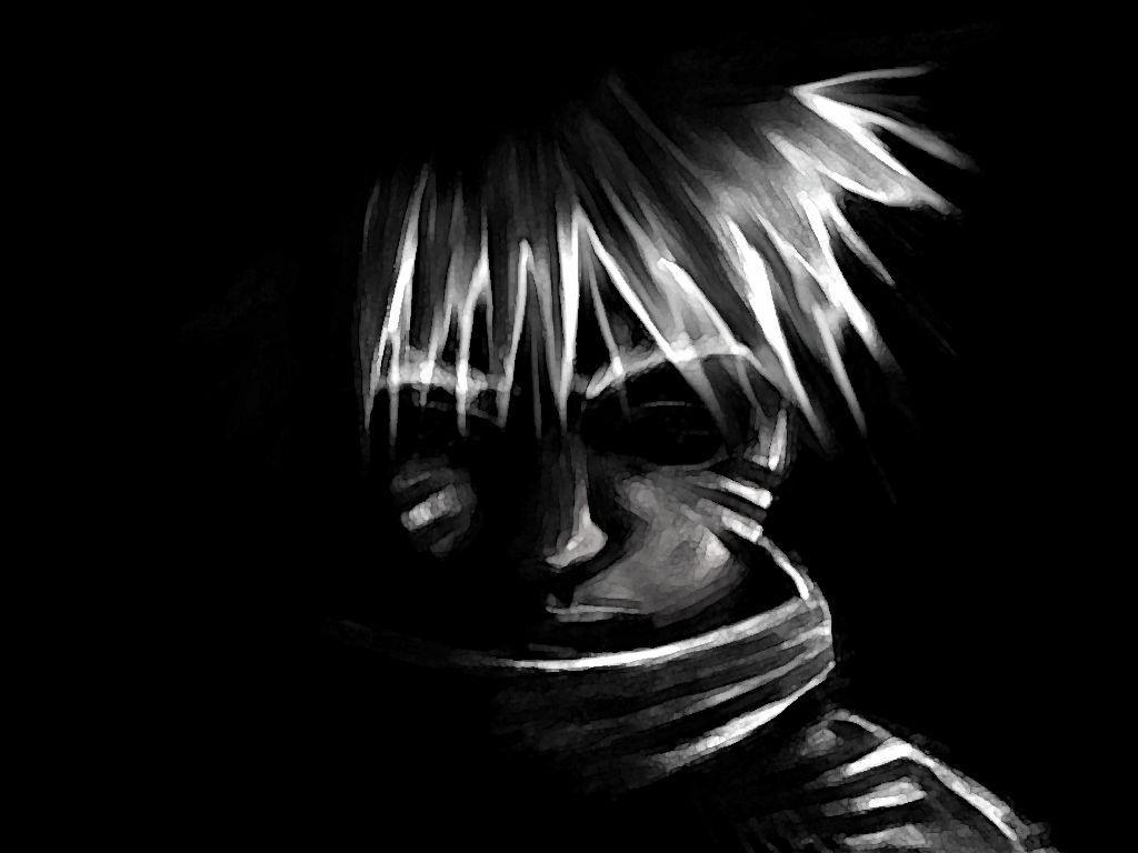 Naruto Black And White Wallpaper Posted By Christopher Anderson