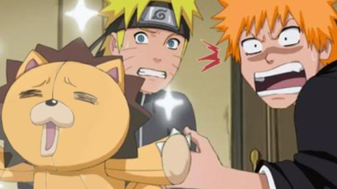 Naruto Bleach posted by Ryan Peltier