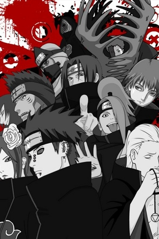 Anime Wallpapers Download Free Naruto Characters iPhone