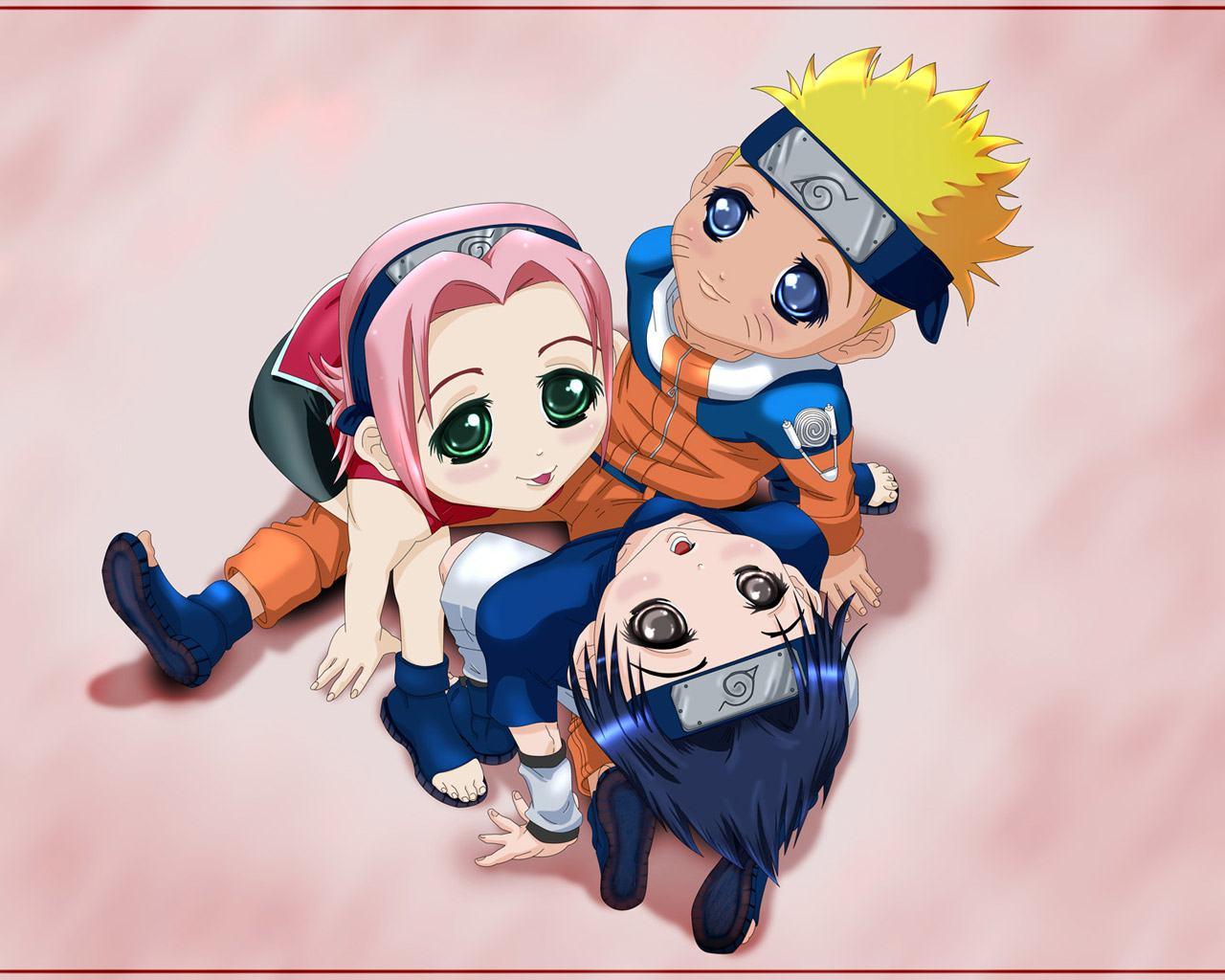 Cute Naruto Wallpapers Top Free Cute Naruto Backgrounds