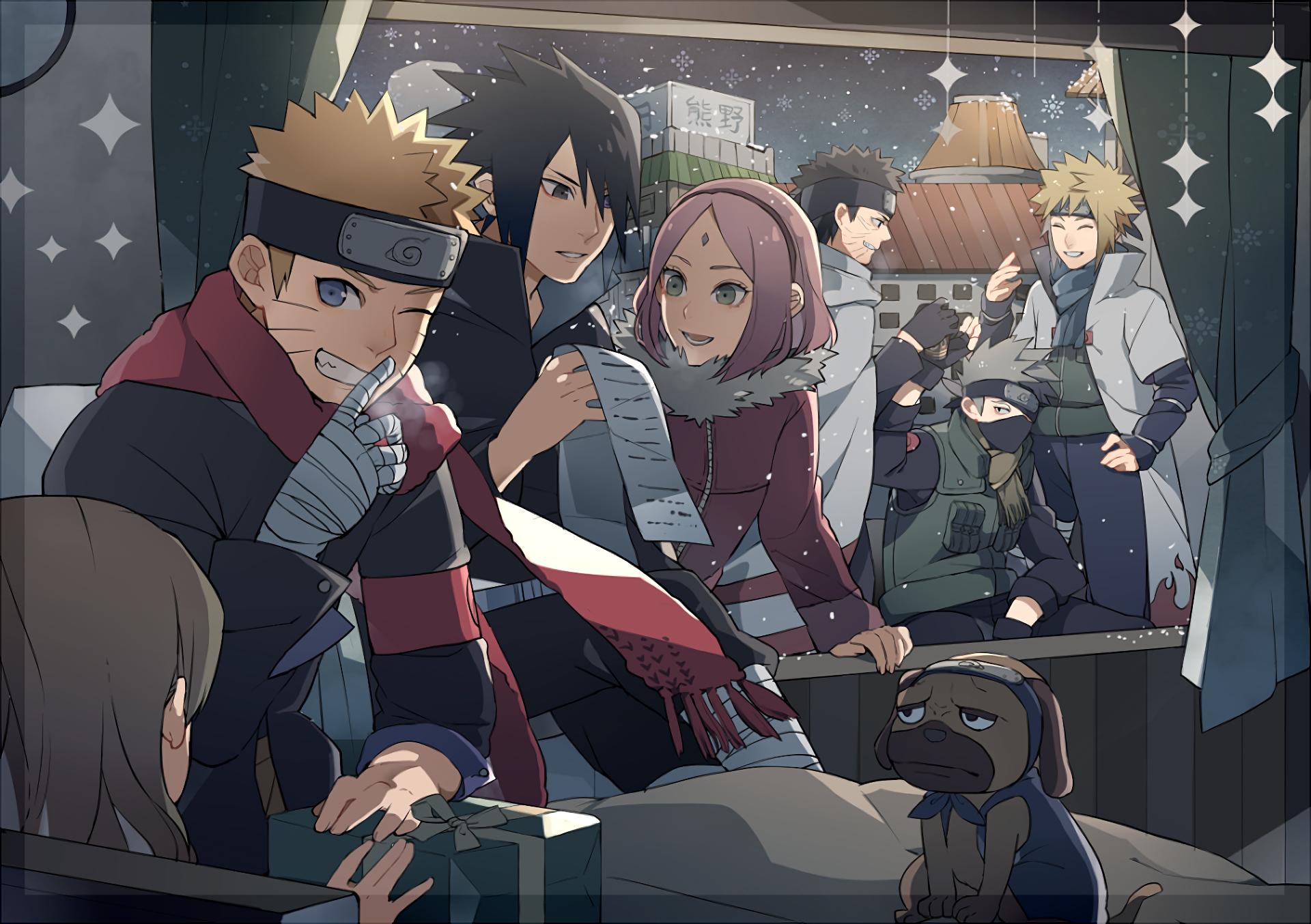 Naruto HD Wallpaper Background Image 1920x1354 ID