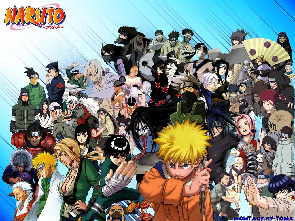 50 Naruto Wallpapers for Desktop HD on WallpaperSafari
