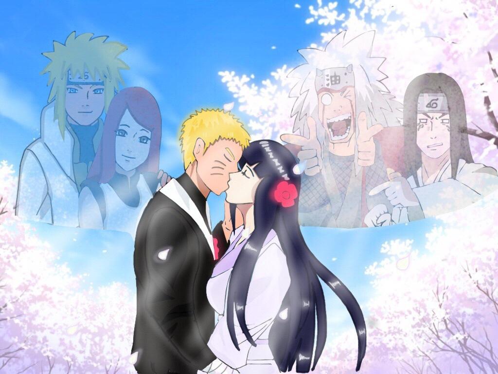 Naruto Dan Hinata Posted By Ethan Peltier