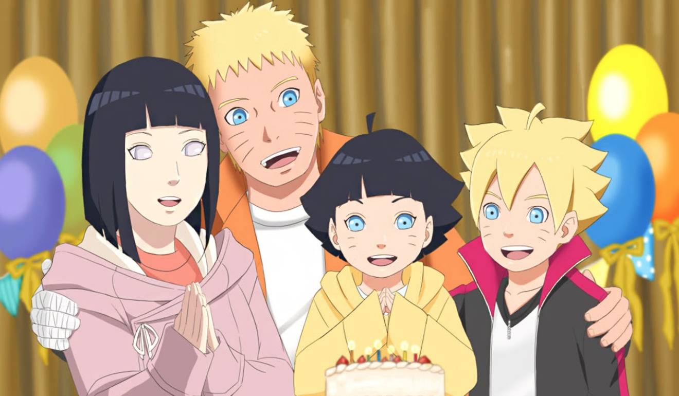Naruto Family Picture Posted By Michelle Tremblay