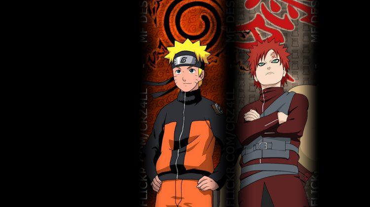 Naruto And Gaara Wallpaper TheWallpaper.Club