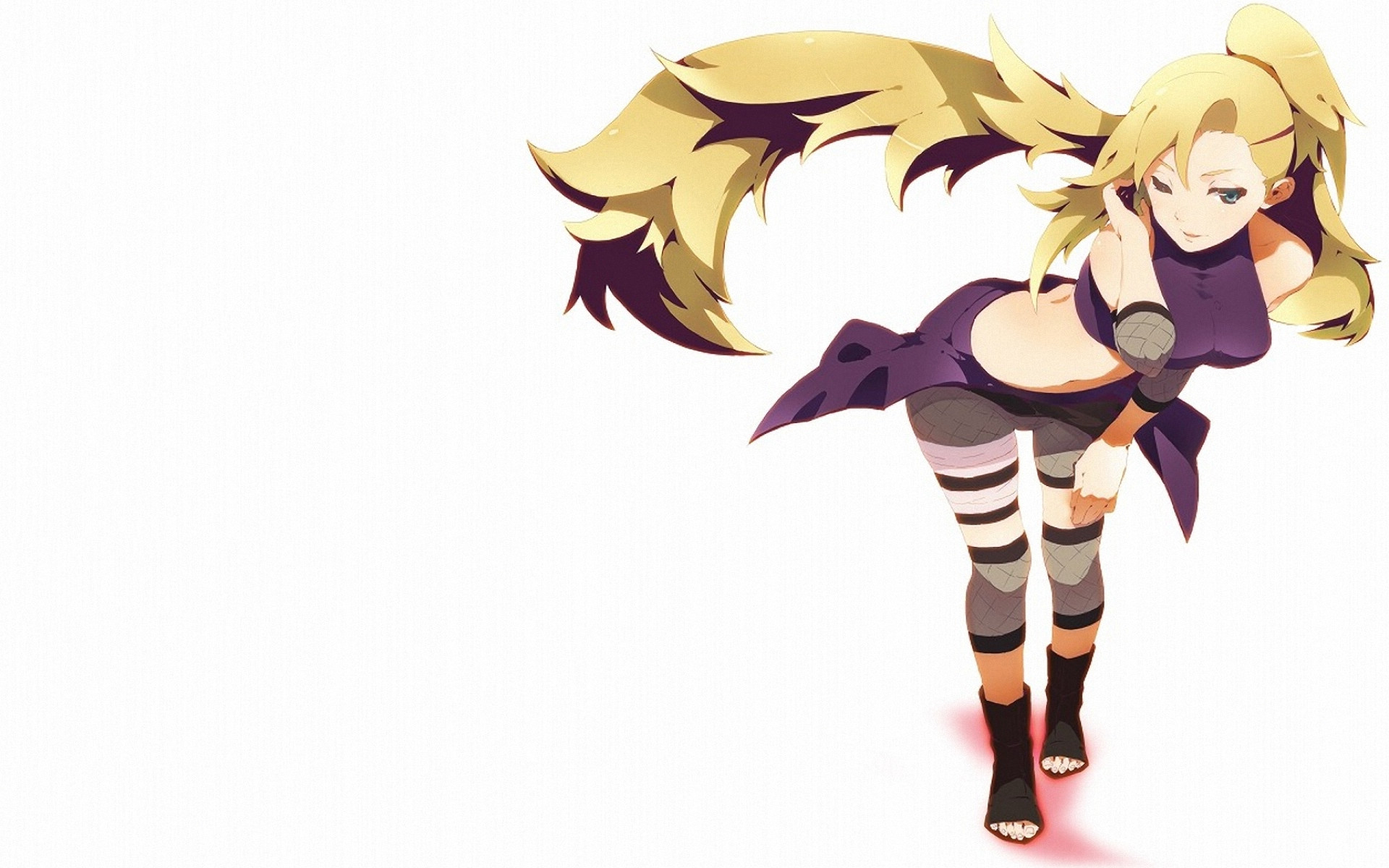 Naruto Girls Wallpapers Posted By Sarah Anderson