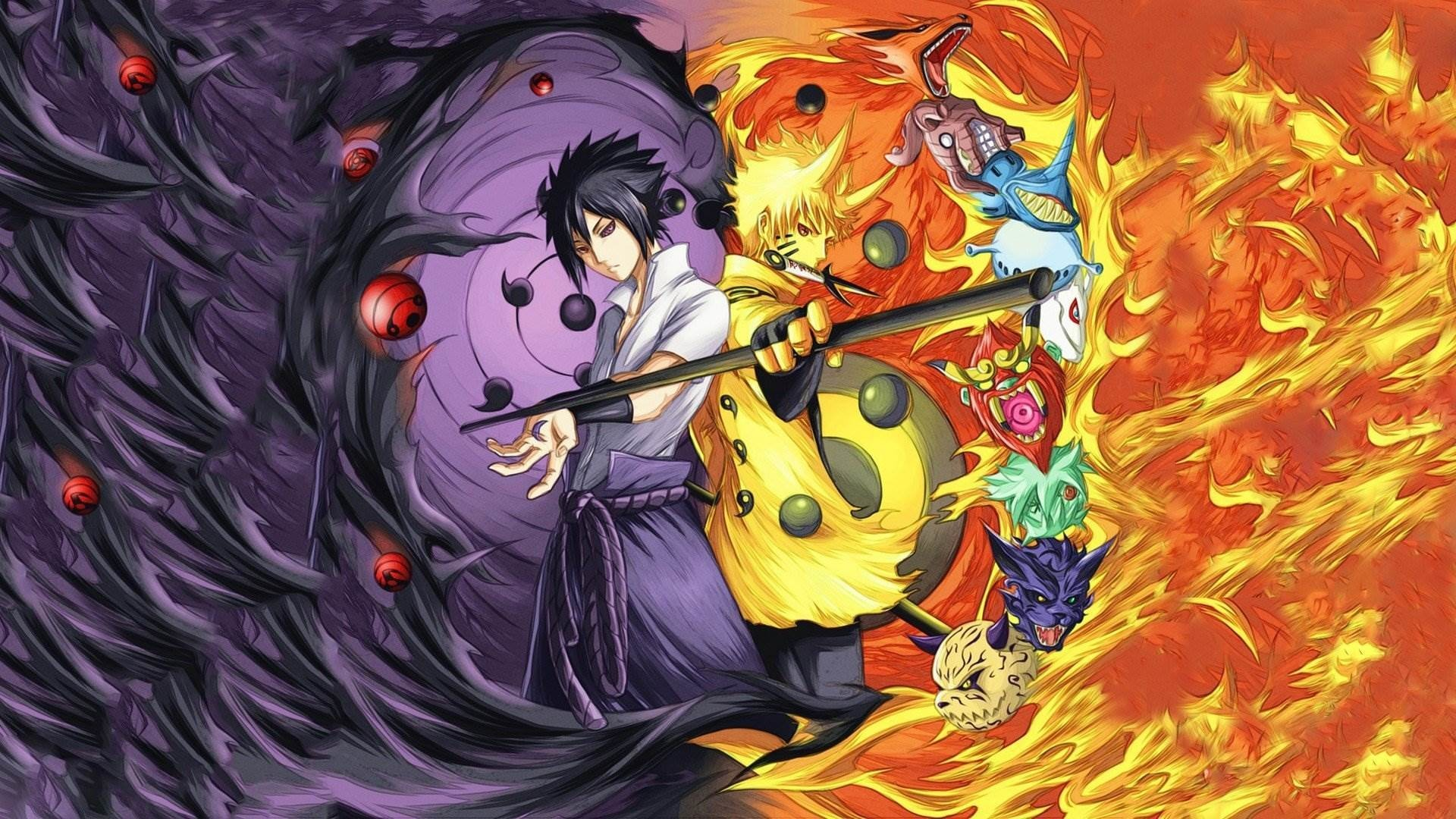 1080p High Resolution Naruto Wallpaper Anime Wallpaper Hd