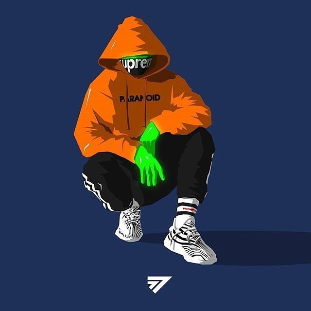 Naruto Hypebeast Wallpaper Posted By John Thompson