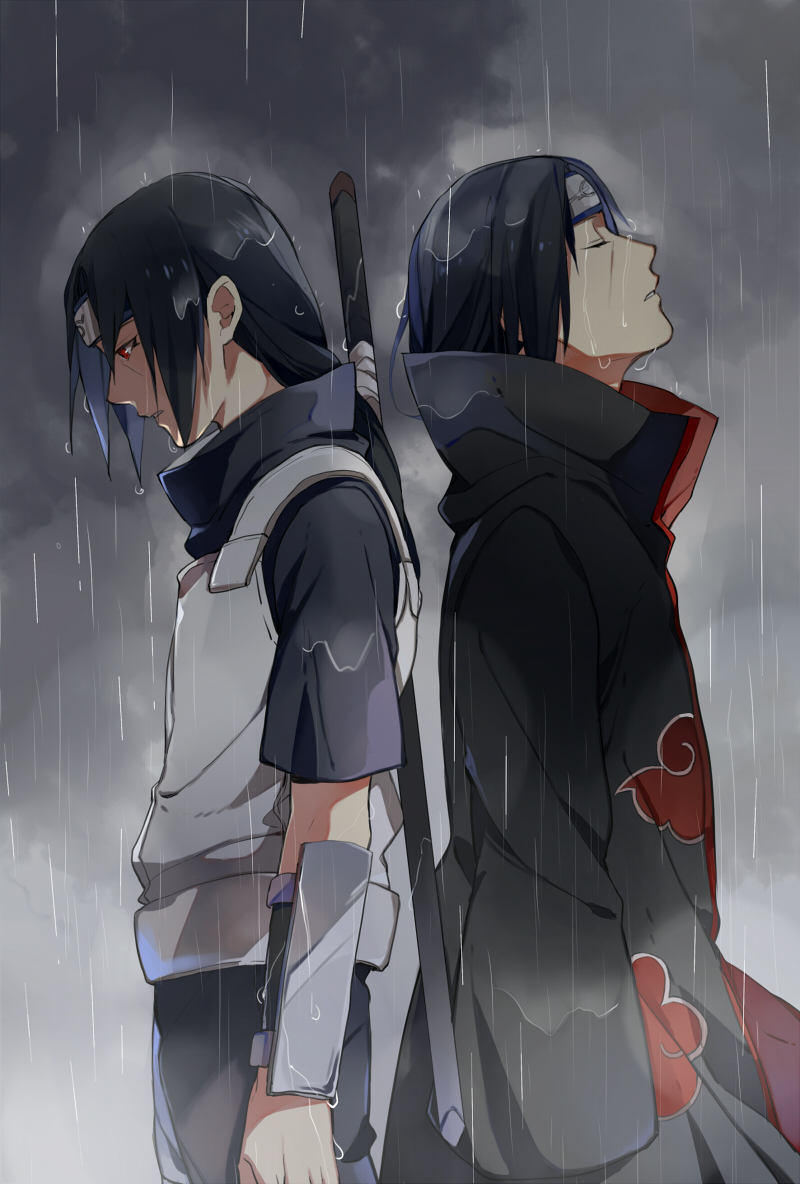 Naruto Itachi Wallpaper Mobile Posted By Christopher Sellers