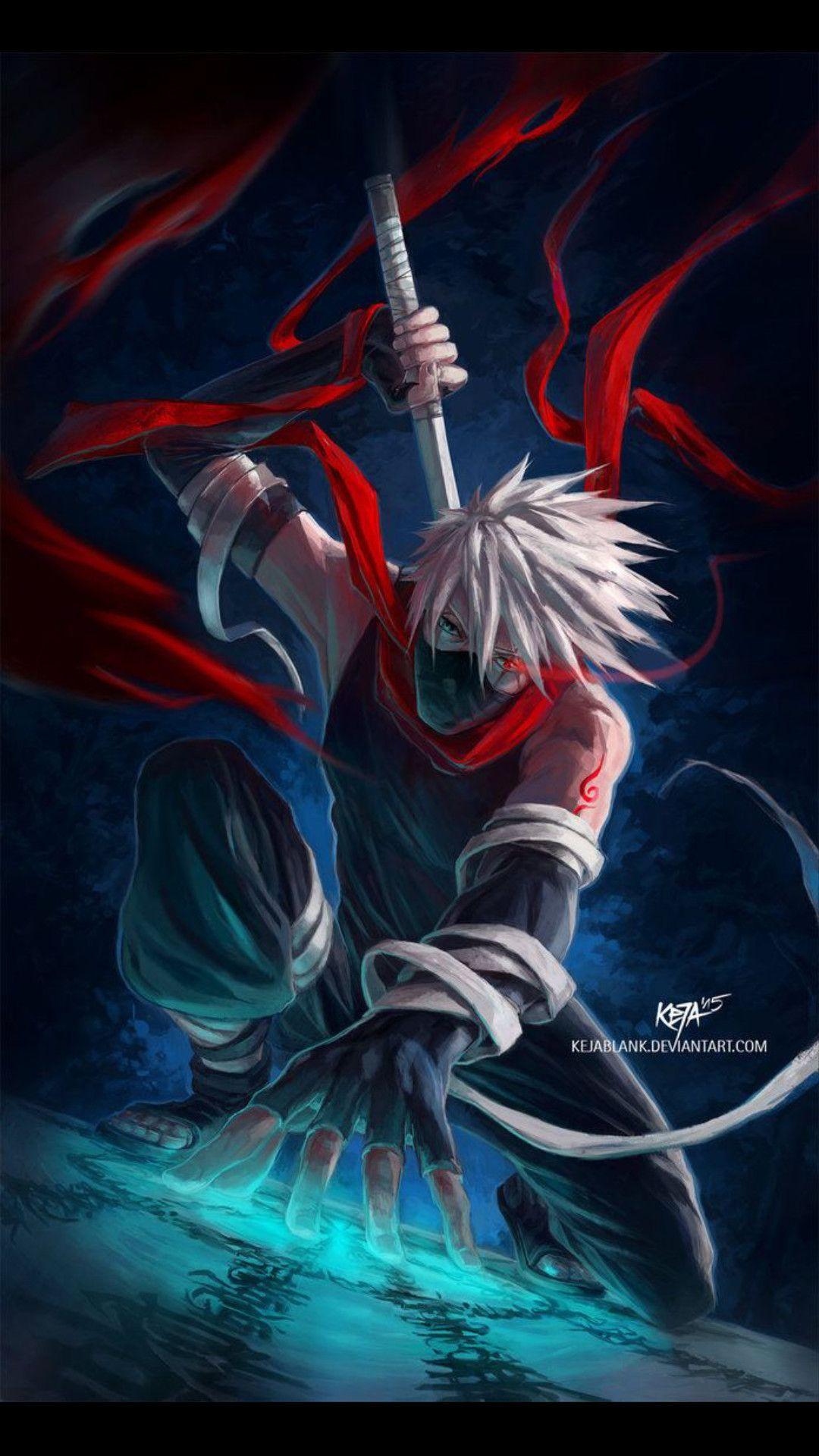Naruto Kakashi iPhone Wallpapers Top Free Naruto Kakashi