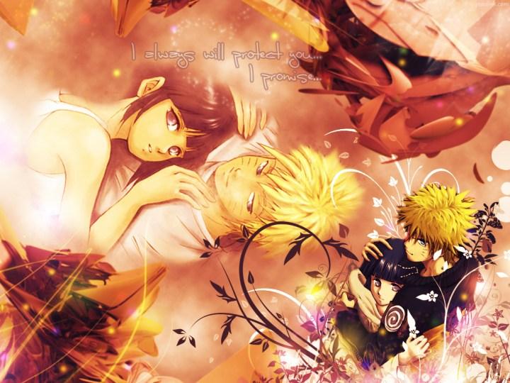 Wallpaper Naruto Dan Hinata Keren Untuk Android kadada.org