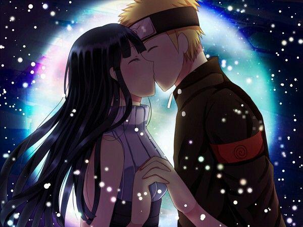 Hinata kissing and naruto do naruto