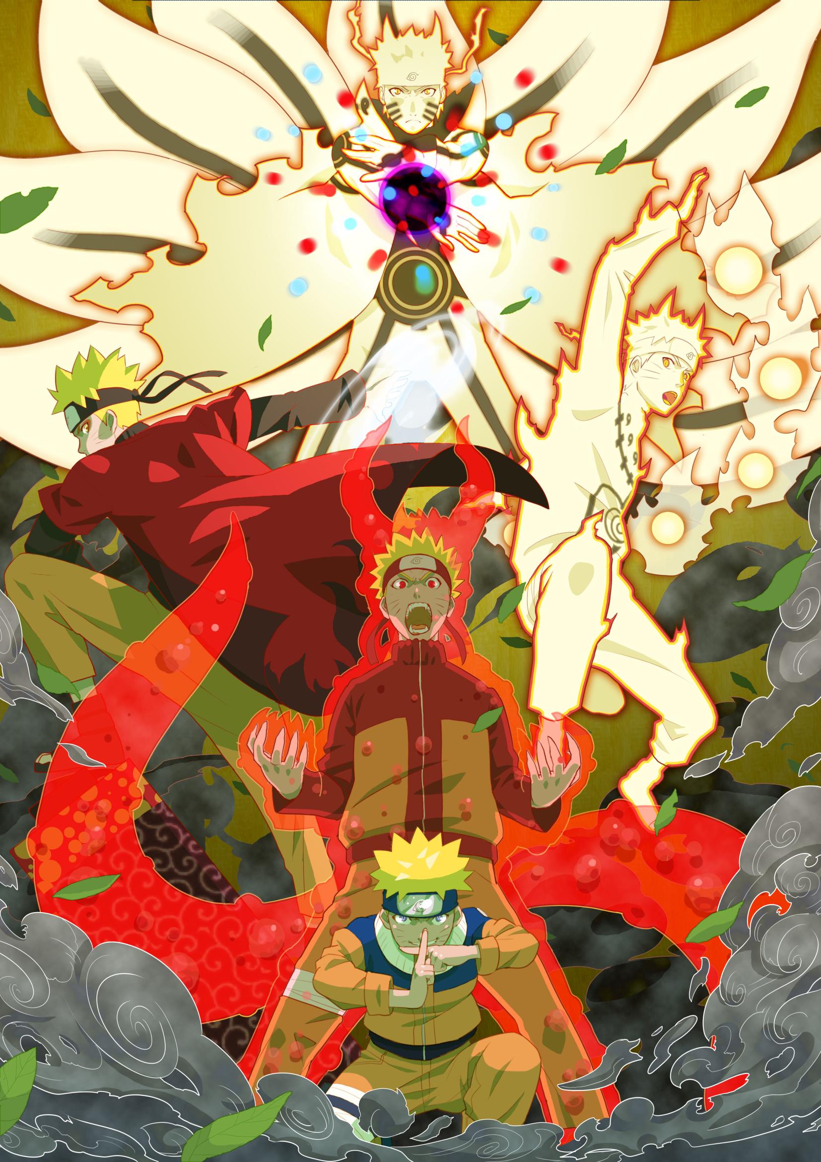 Uzumaki Naruto Mobile Wallpaper 1064230 Zerochan Anime
