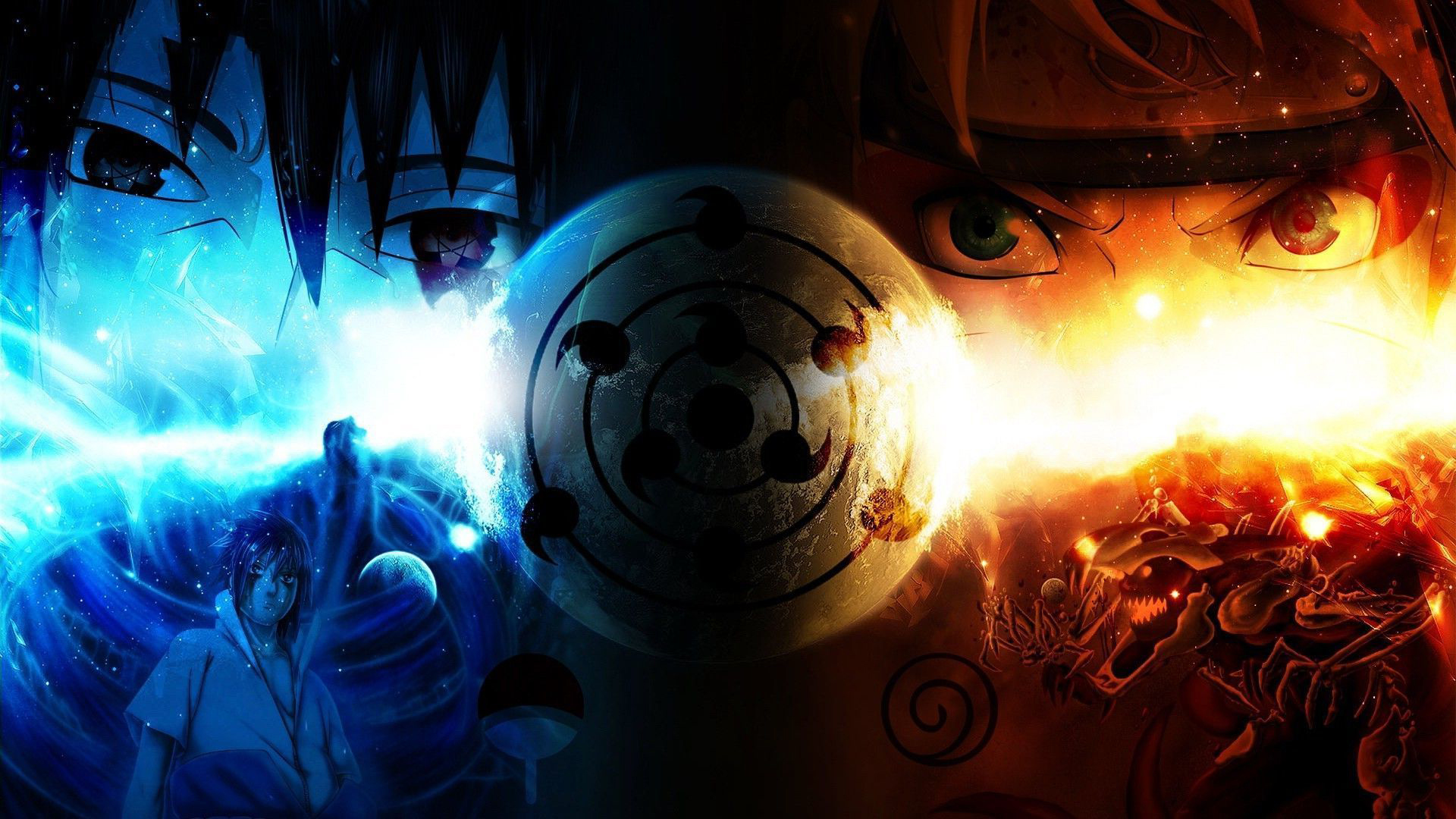 Naruto Landscape Wallpaper Posted By Michelle Peltier