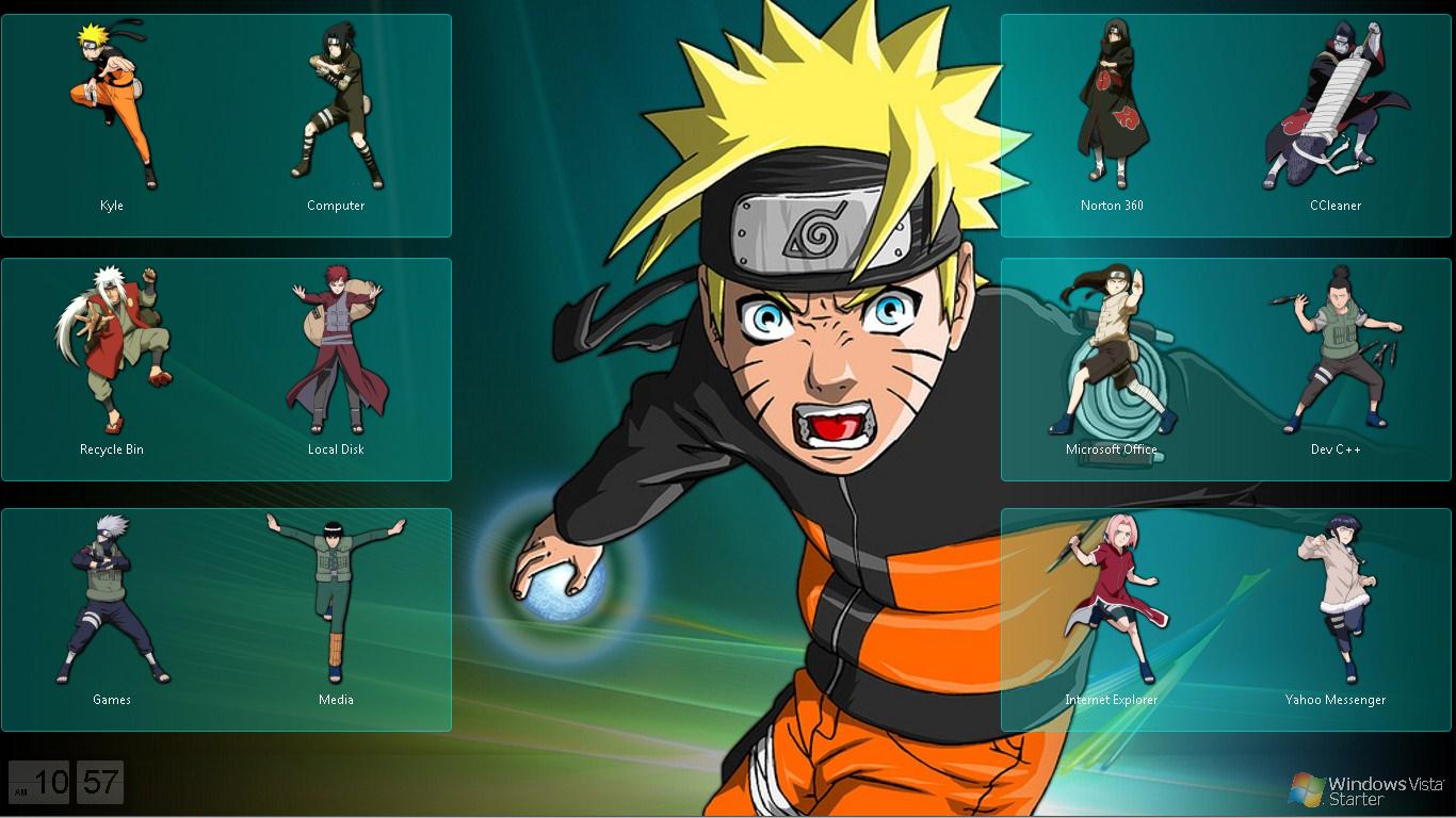 Naruto Wallpaper For Desktop Like Wallpapers