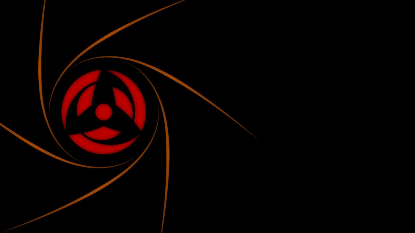Download 1366x768 Sharingan Obito Naruto Wallpapers for