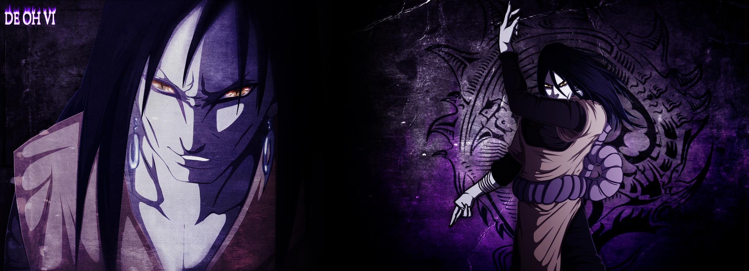Orochimaru NARUTO HD Wallpaper 1367800 Zerochan Anime