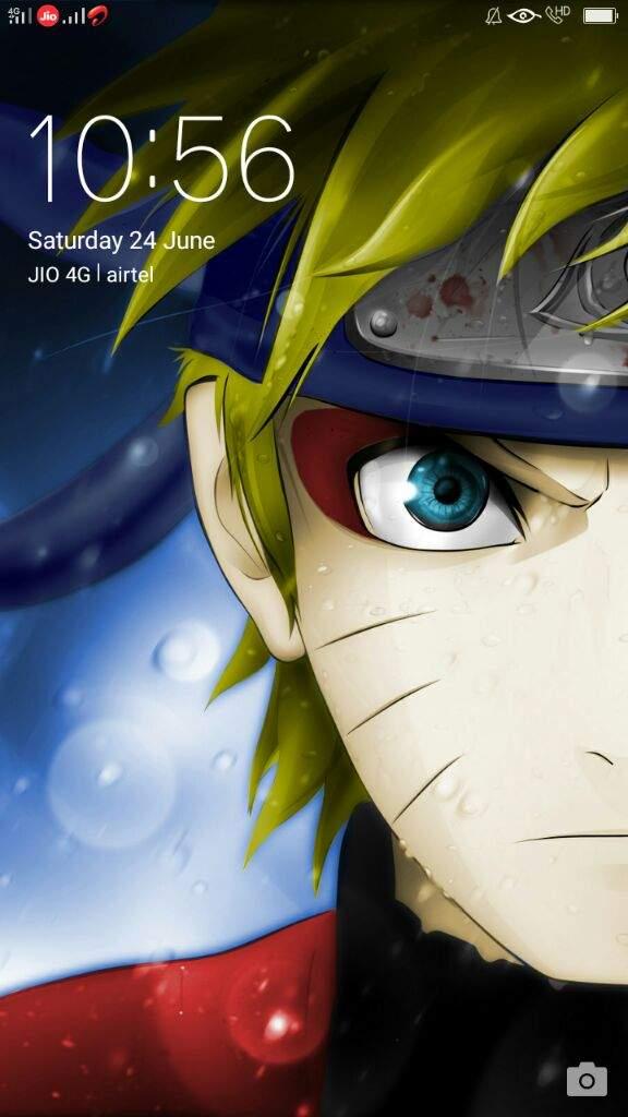 My Lock Screen Wallpaper Naruto Sage Mode Hd Wallpapers