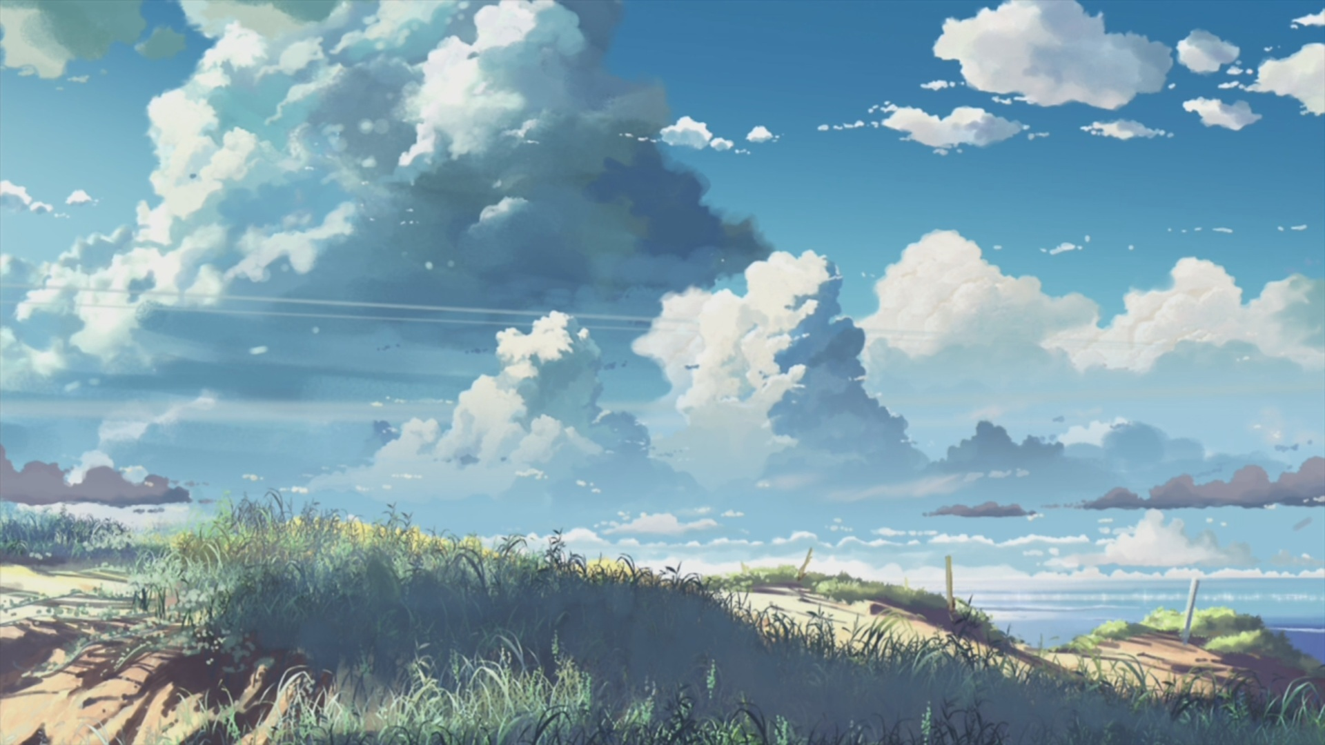 Anime Scenery Wallpaper Free Desktop Room Wallpapers