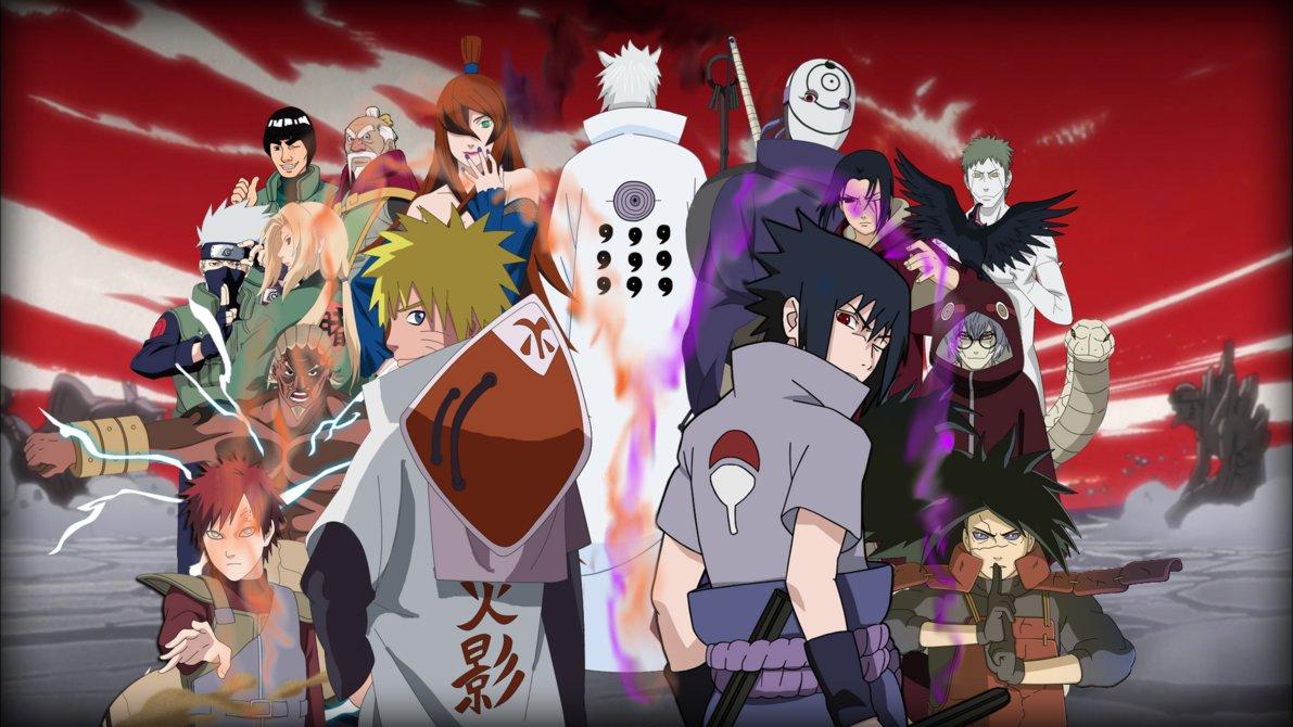 Download 50 Naruto HD Wallpapers for Desktop Cartoon District