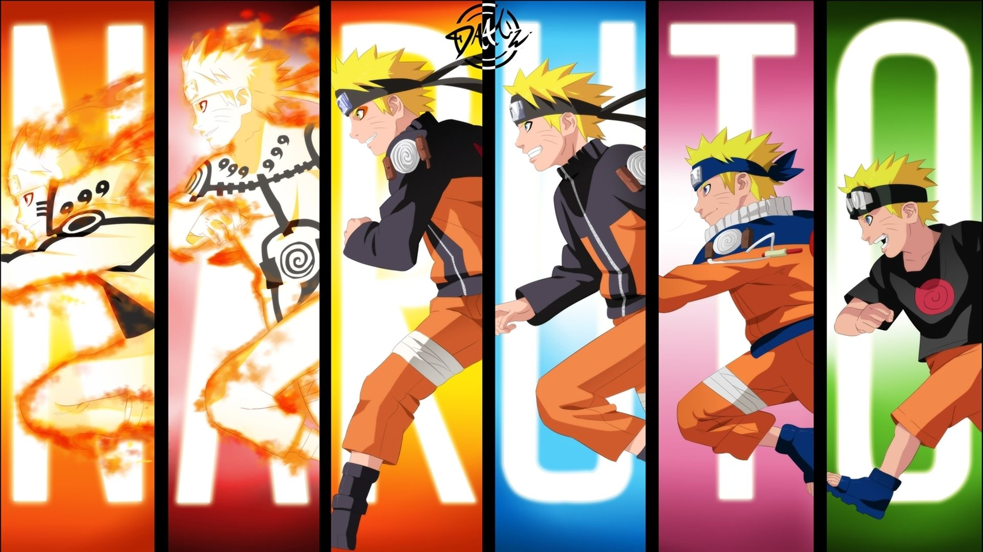 Free download Naruto Shippuden All Characters Wallpapers Top