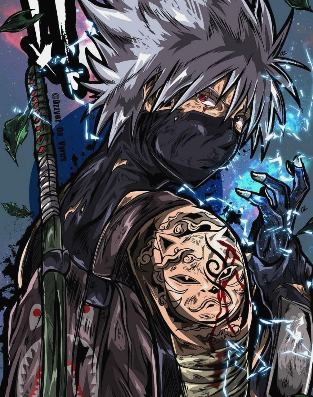 Naruto Y Sasuke Kakashi Anbu Anime Naruto Naruto Shippuden