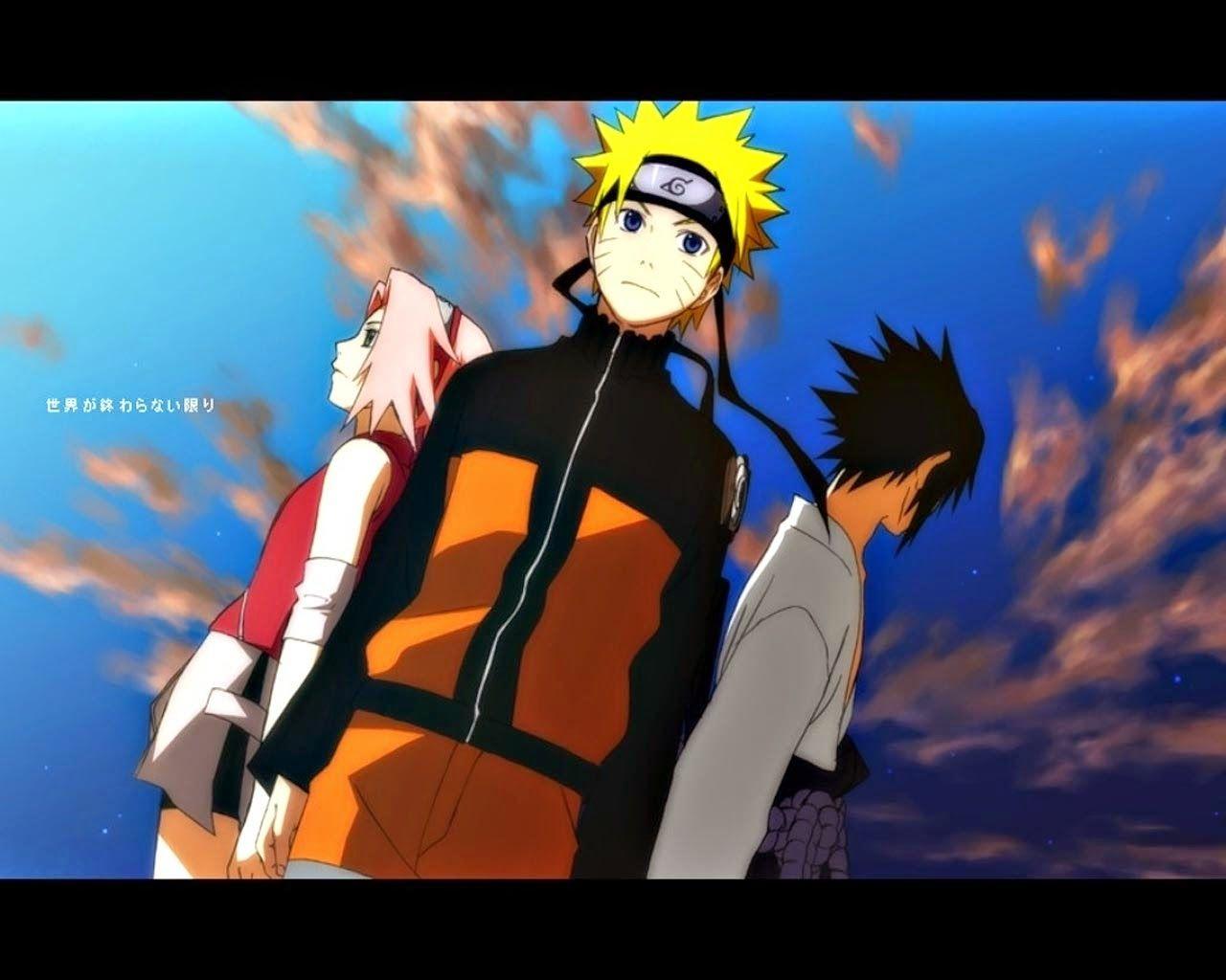 Naruto Live Wallpaper for PC Sakura sasuke Anime Naruto