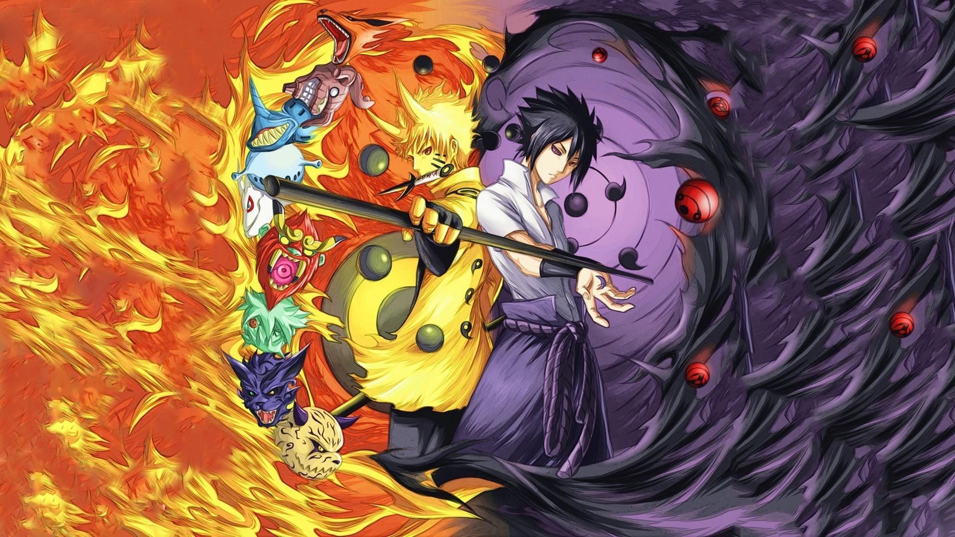 69 Naruto Sasuke Wallpapers on WallpaperPlay