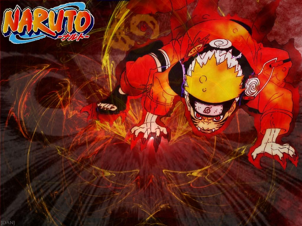 Naruto Shippuden Nine Tailed Fox Mode Posted By Ryan Peltier