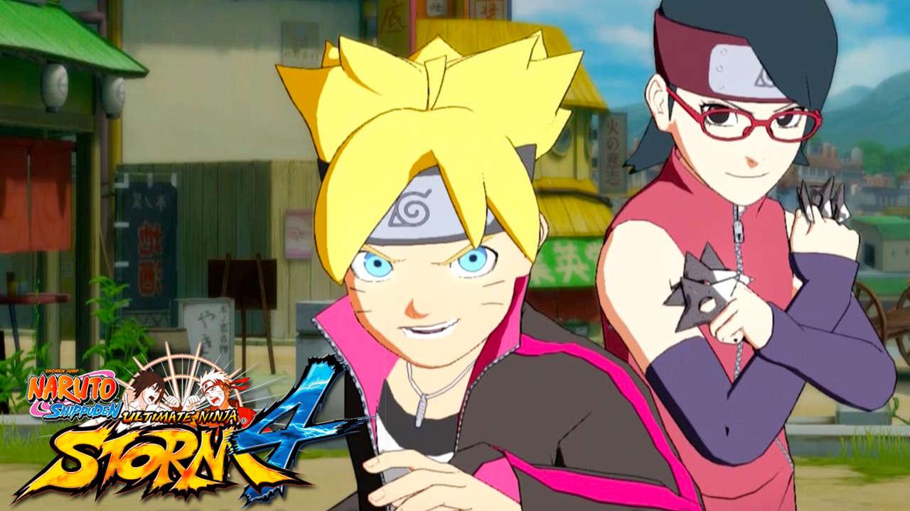 Naruto Shippuden Ultimate Ninja Storm 4 Wallpapers