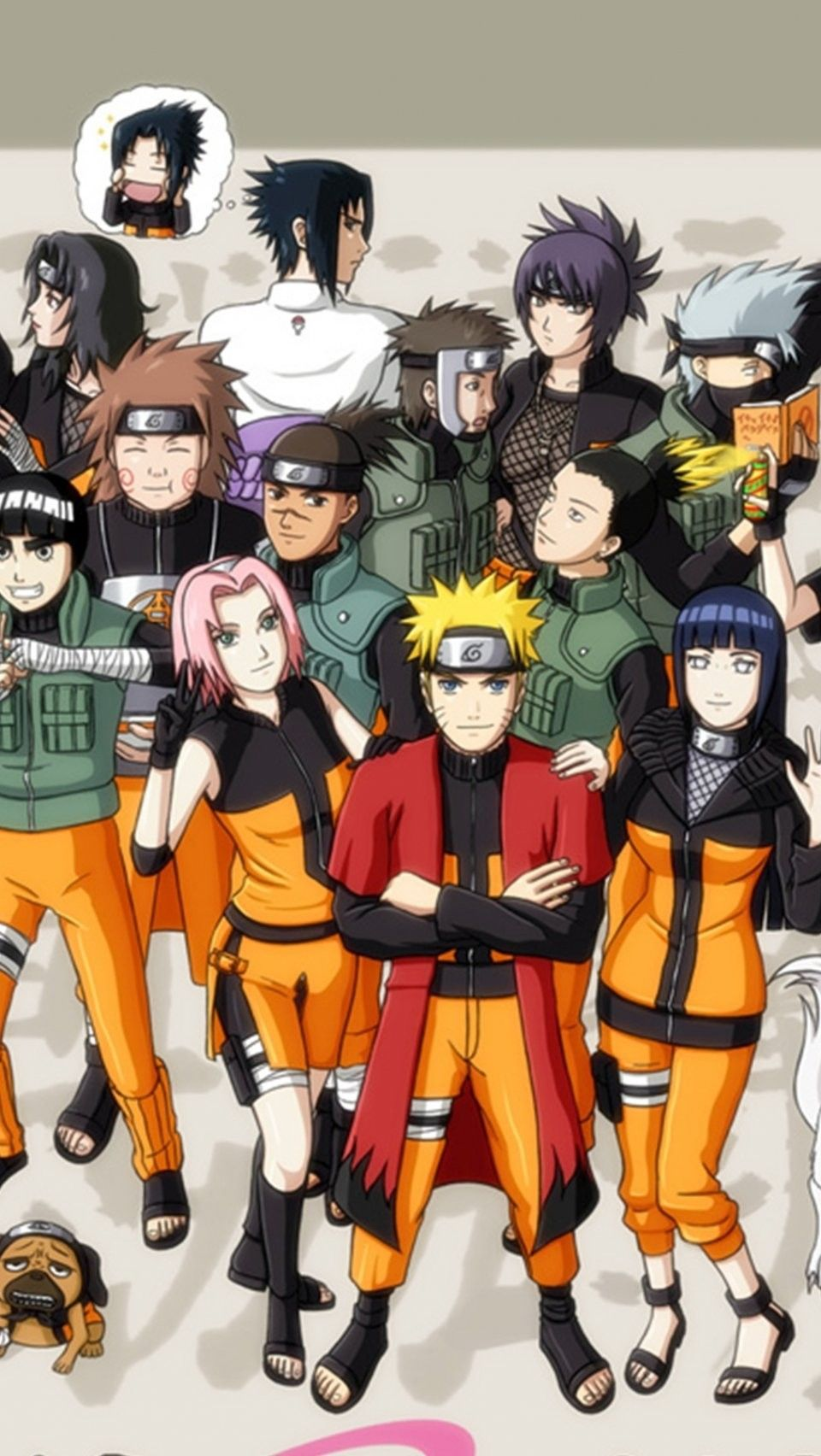 Naruto Shippuden Wallpaper Iphone Posted By Michelle Tremblay