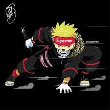 Pin by Andyyy.2x on SupremeBape in 2019 Naruto art