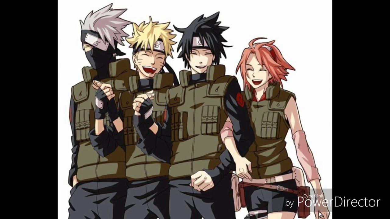 Naruto Team7 Hinata Hyuga wallpapers YouTube