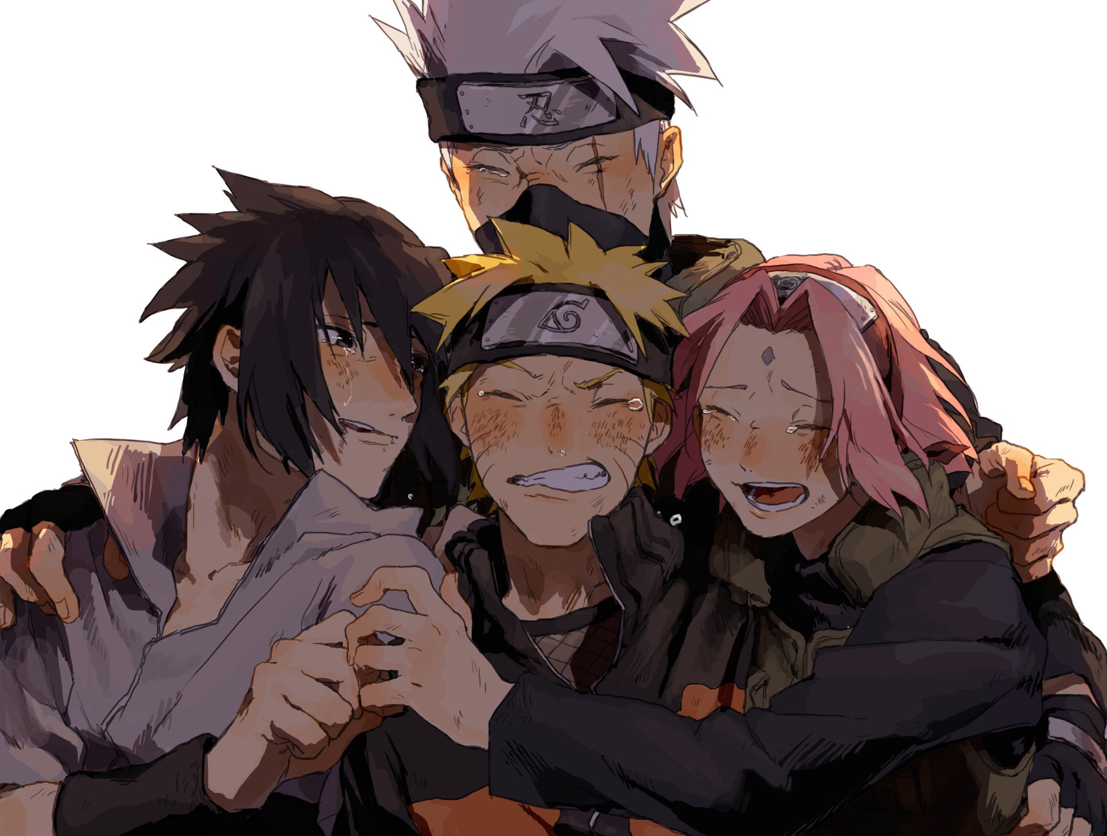 Naruto Team 7 Wallpapers Posted By Michelle Cunningham