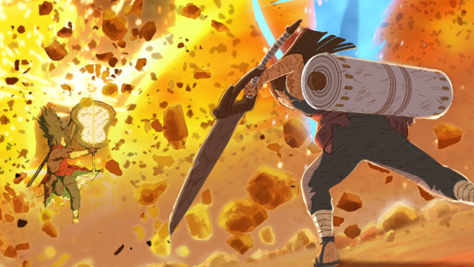 Naruto Ultimate Ninja Storm 4 Wallpaper Posted By Michelle Cunningham