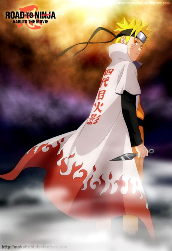 Naruto Uzumaki Hokage Wallpaper Posted By Michelle Peltier