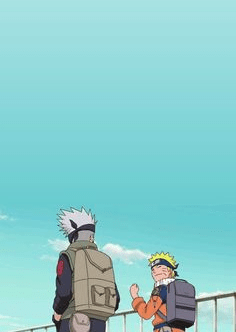 Home Screen Naruto Aesthetic Wallpaper