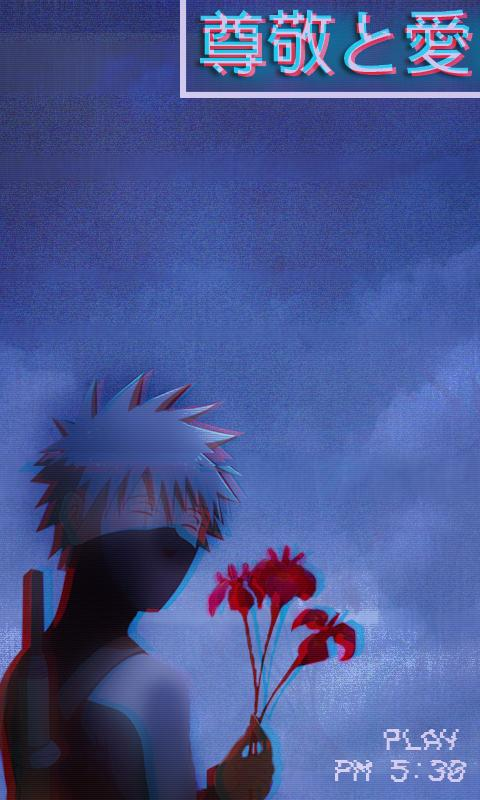 Many requested Kakashi so I hope you like it Naruto