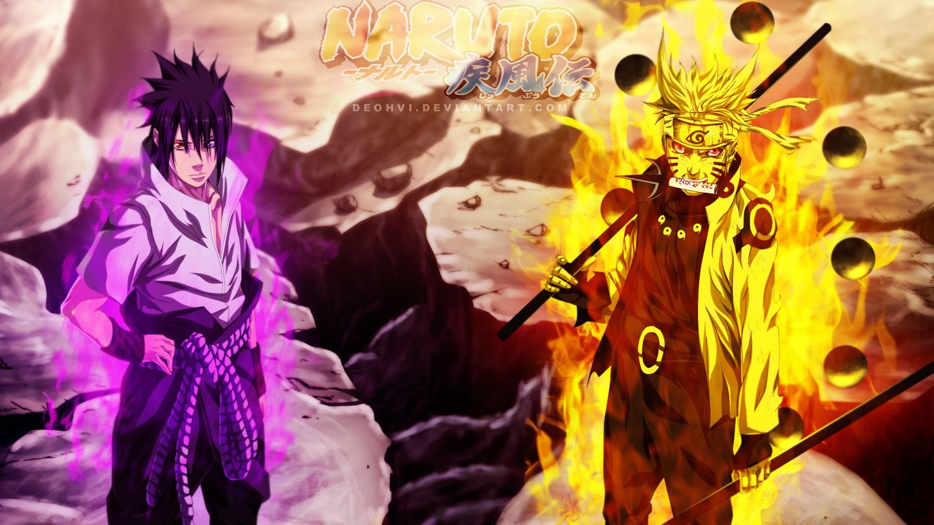 Naruto Vs Madara Uchiha Final Battle Posted By Samantha Simpson