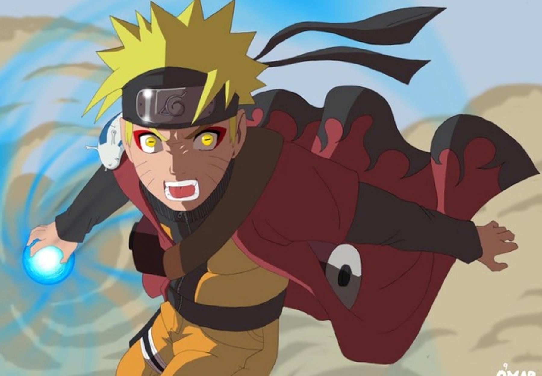 Naruto Uzumaki Sage Mode Wallpaper Picture Naruto Sage