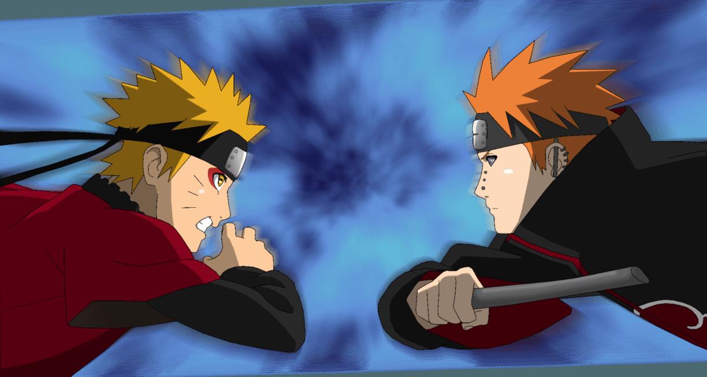 Naruto vs Pain Wallpapers Top Free Naruto vs Pain