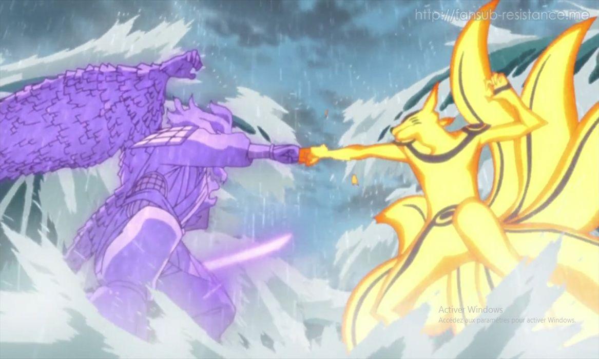 Naruto VS Sasuke Final Fight wallpaper 2000x1200 1033530