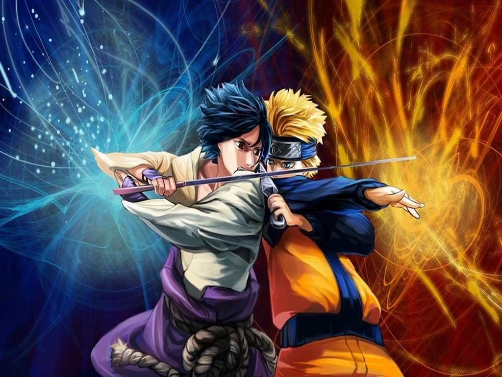 Naruto Vs Sasuke 4k Wallpaper High Quality Cinema