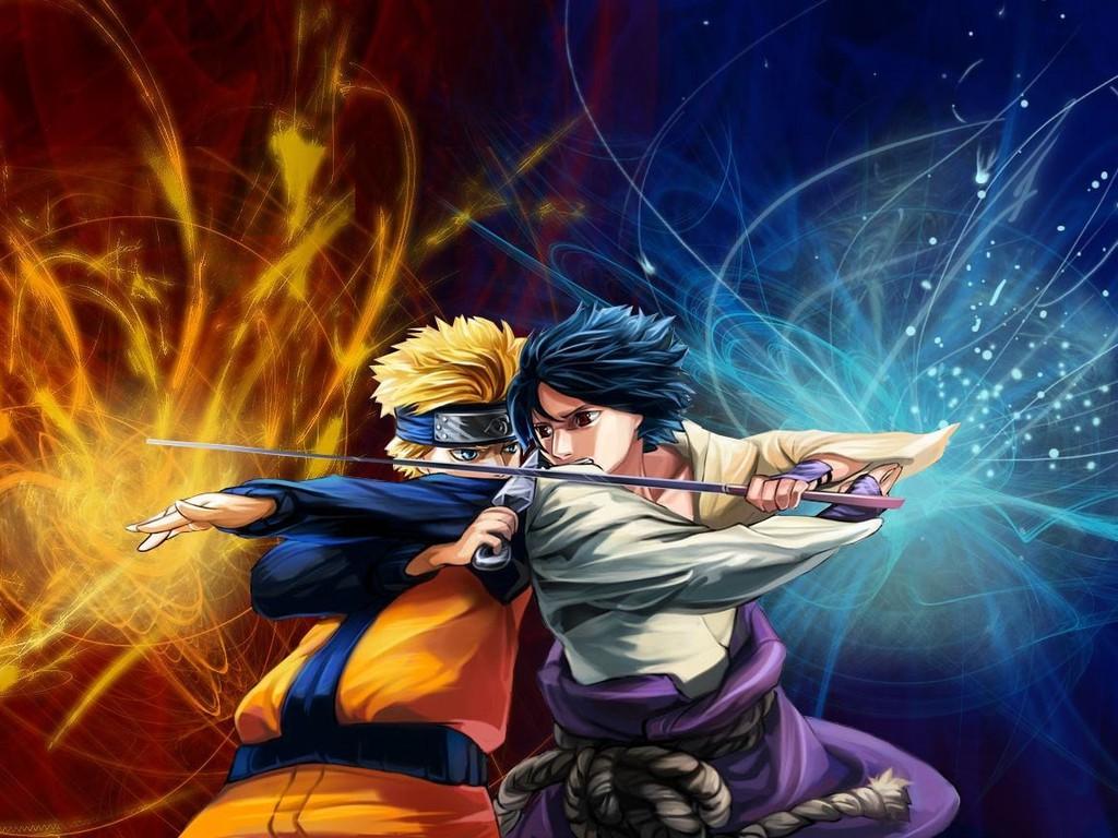Naruto Vs Sasuke Ongur